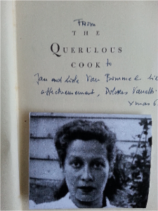 The Querulous Cook, Dolores Vanetti (1963)